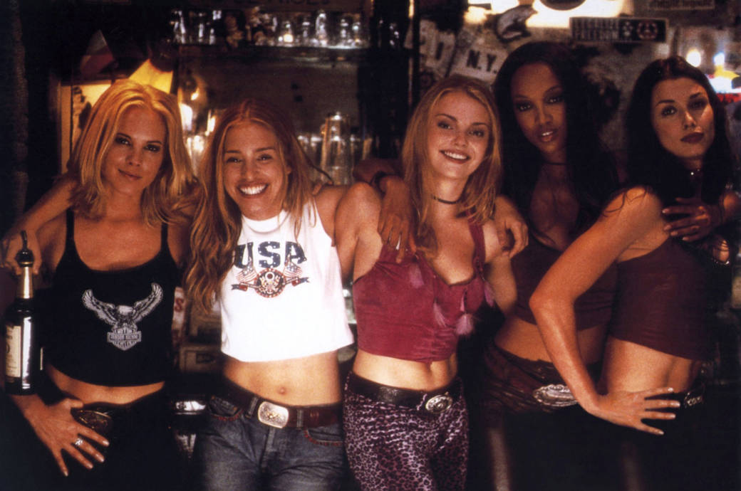Coyote Ugly Outfits