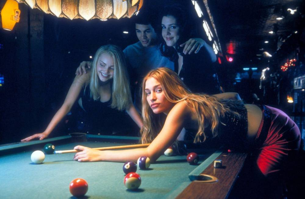 "So lasziv geht Billiard: Die ""Coyote Ugly""-Crew"