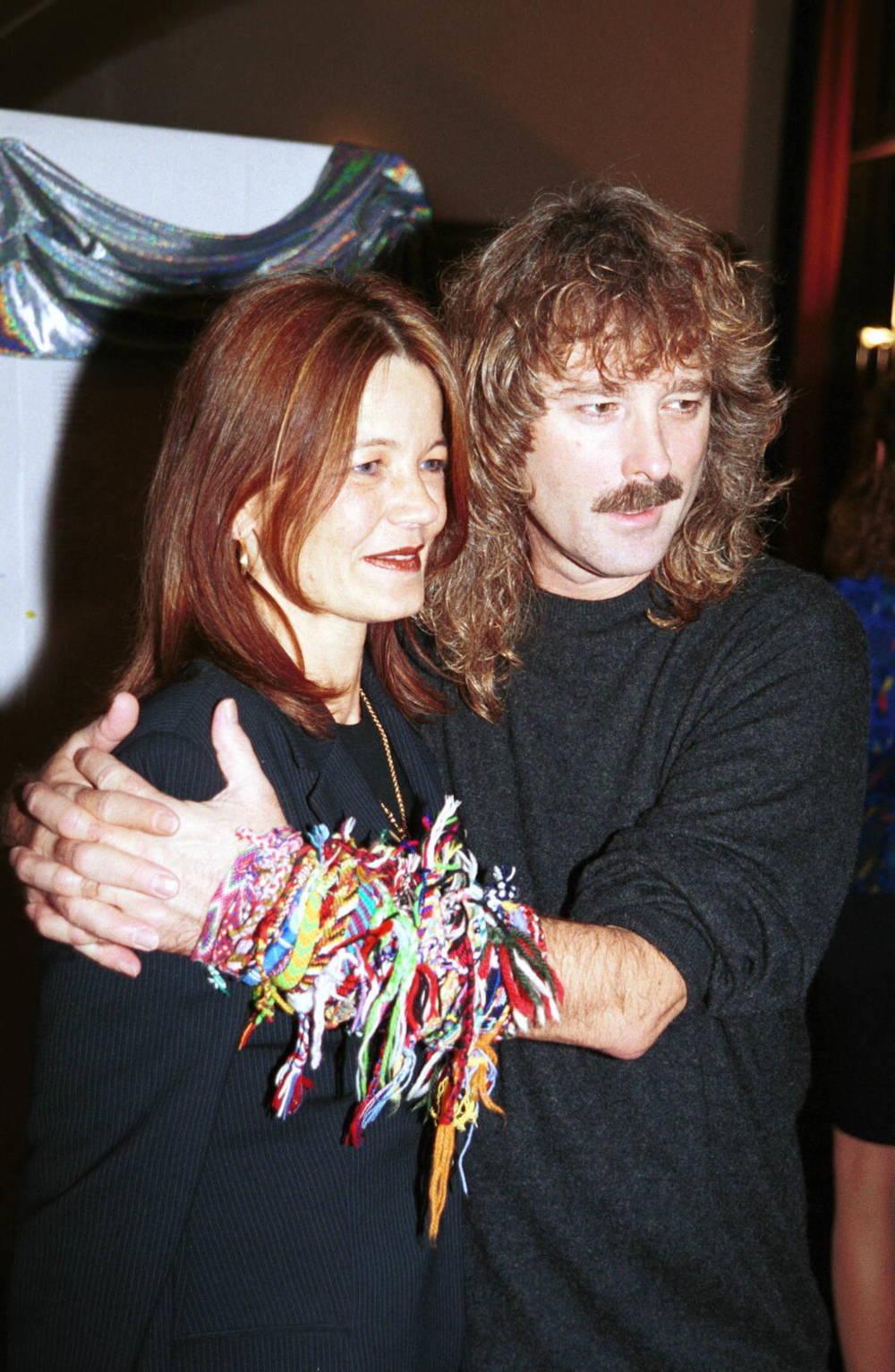 Wolfgang und Rosie Petry