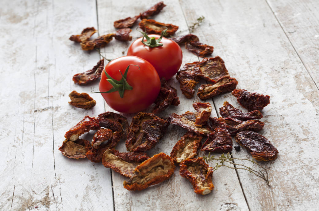 Getrocknete Tomaten selber machen   STYLEBOOK