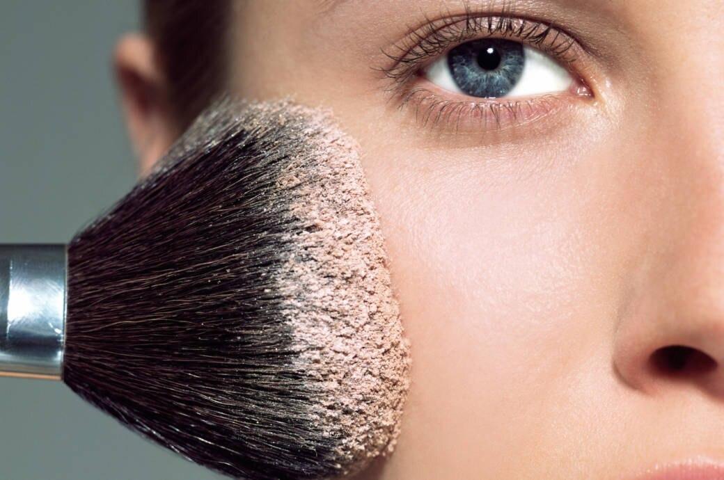Make-Up Puder