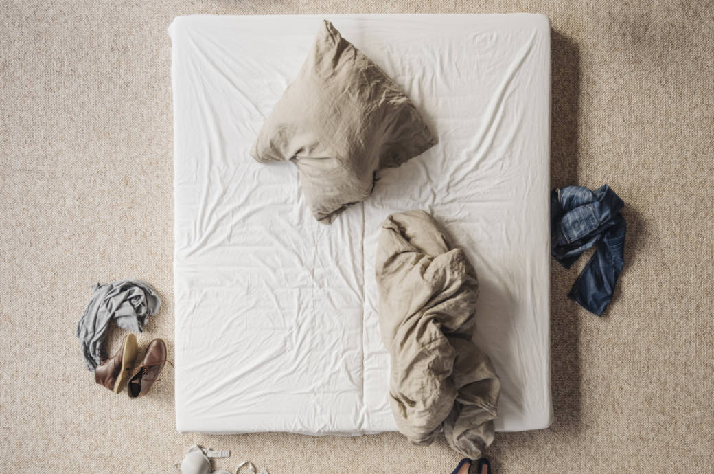 Matratze Richtig Reinigen Mit Hausmitteln Stylebook