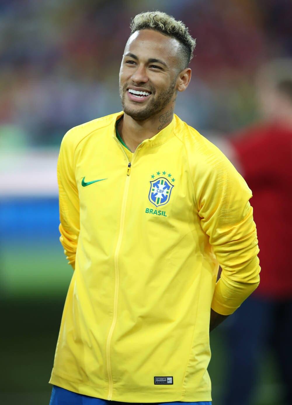 Neymar Juni 2018