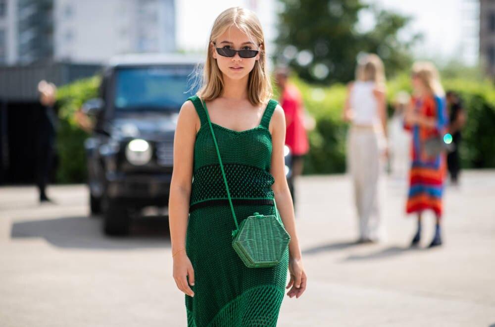 Viktoria Lykke Street Style