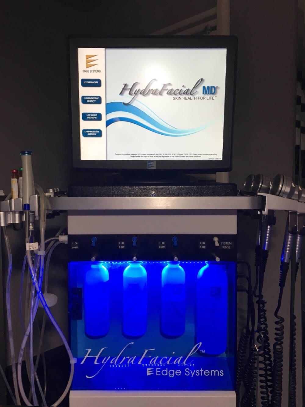 HydraFacial Gerät