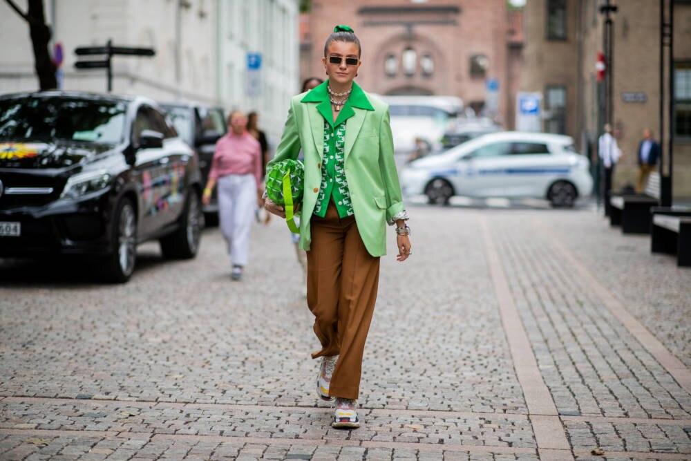 Street Style Look Oslo Fashion Week 2018