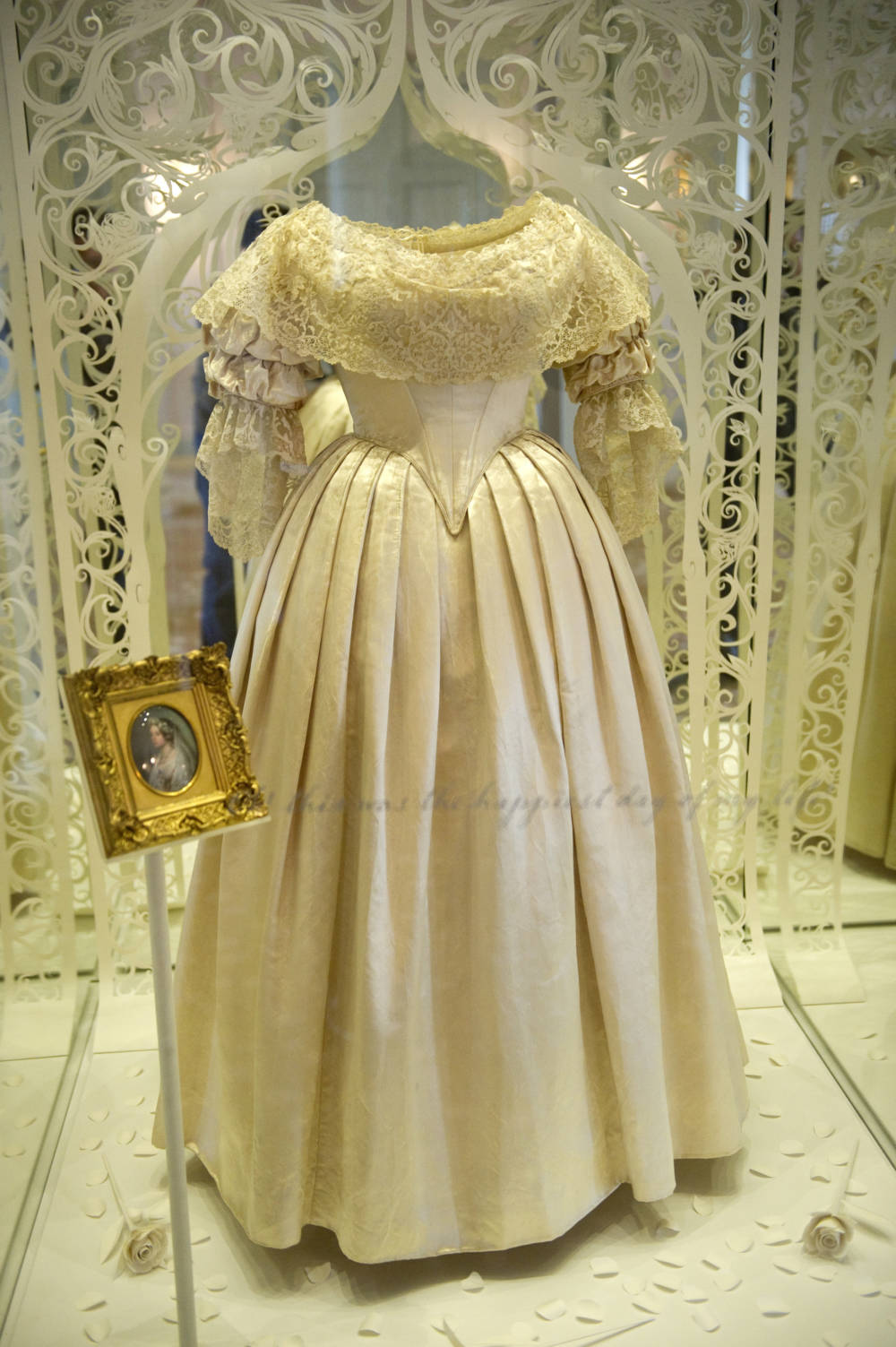Brautkleid Queen Victoria