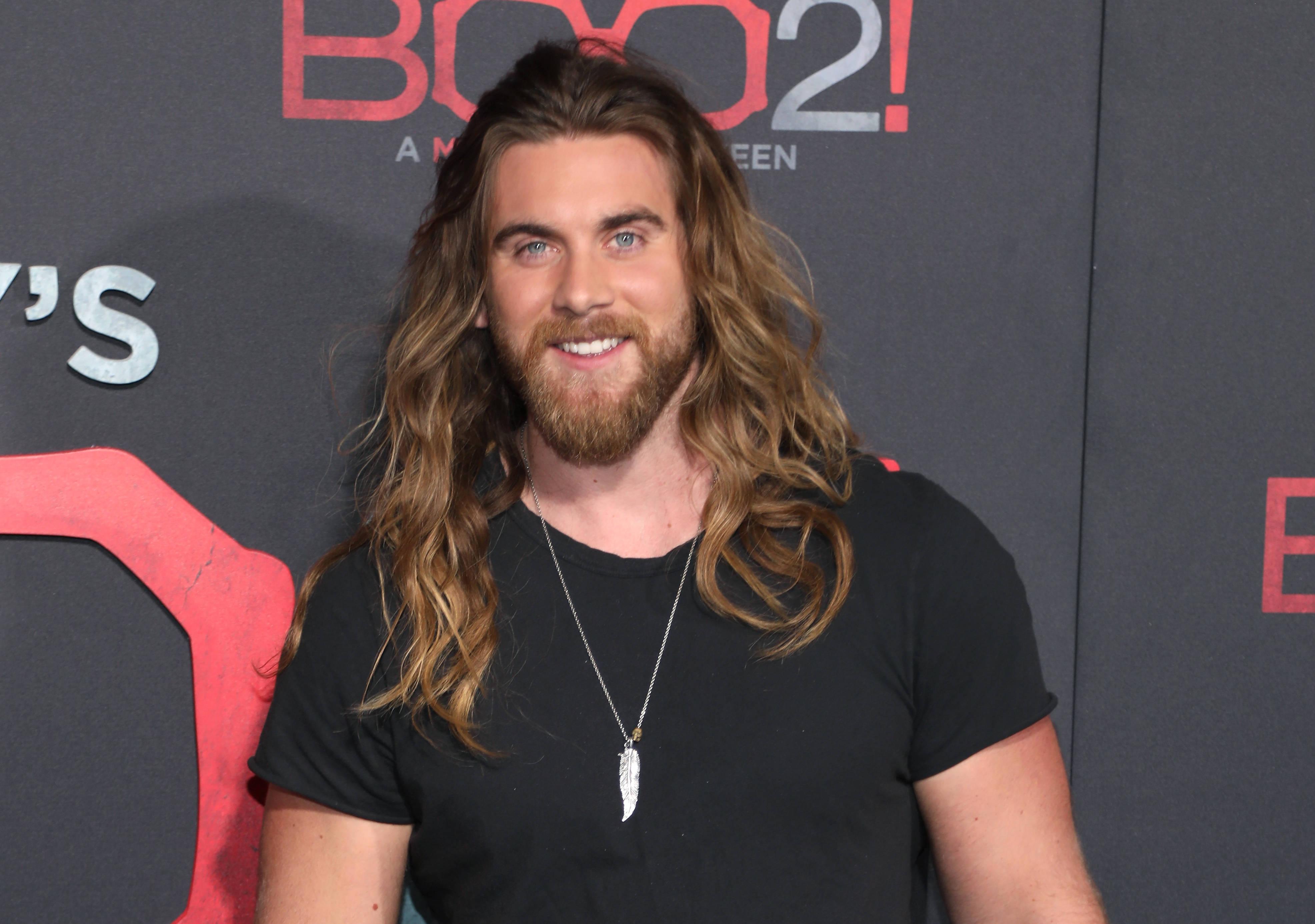 Aus diesem Grund würde Brock O'Hurn seine Haare abschneiden