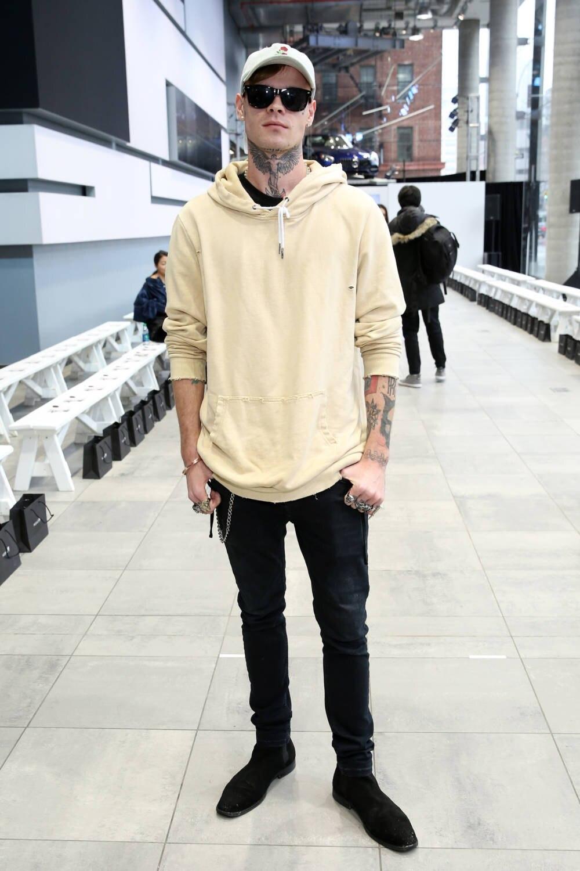 Skinny Jeans Hoodie