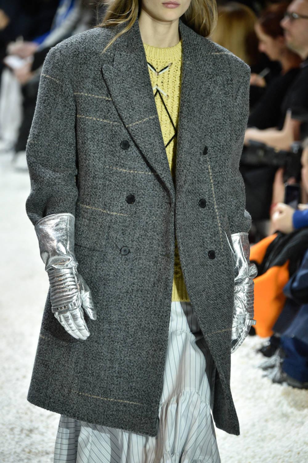 Calvin Klein Wollmantel