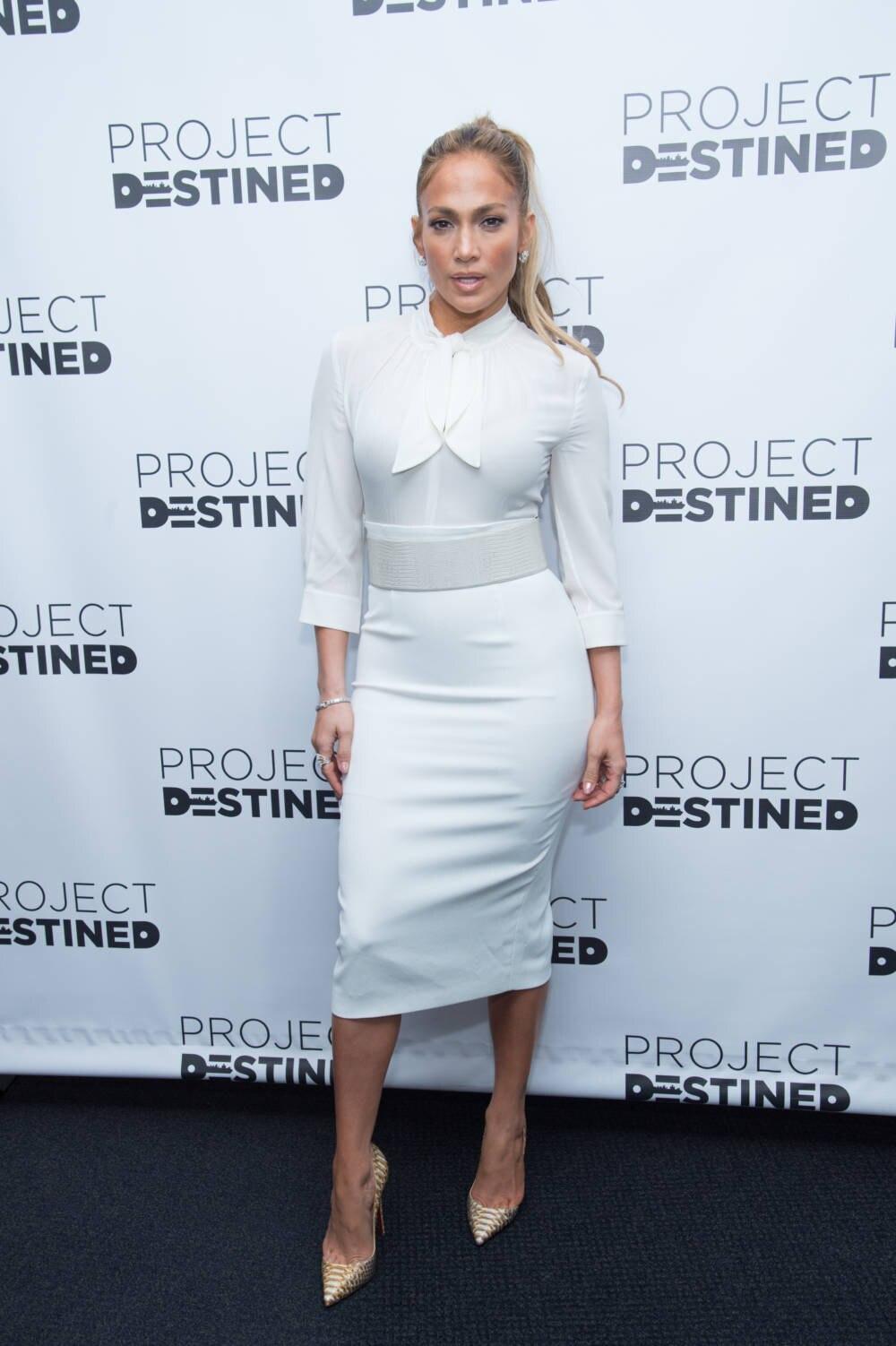 Jennifer Lopez Taillengürtel
