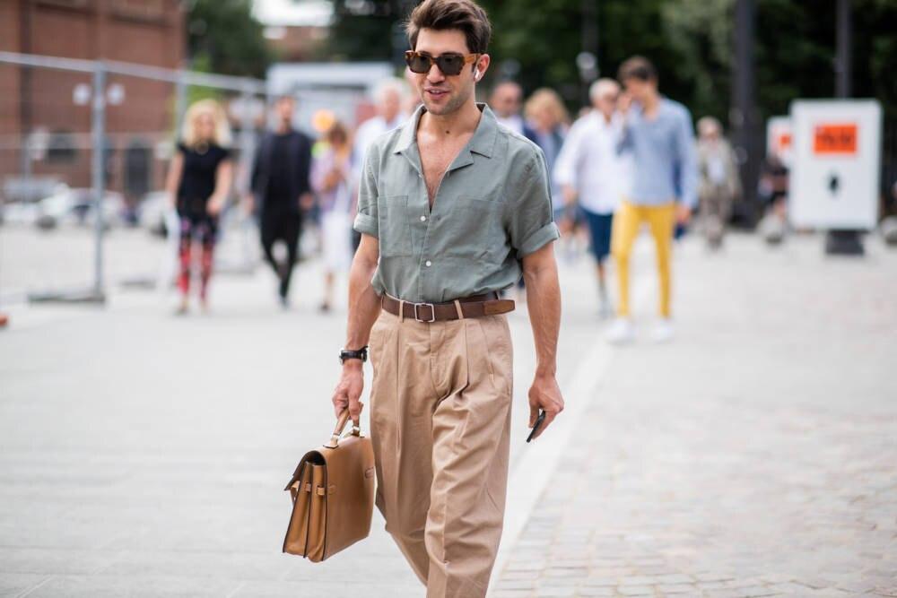 Modeblogger Filippo Fiora