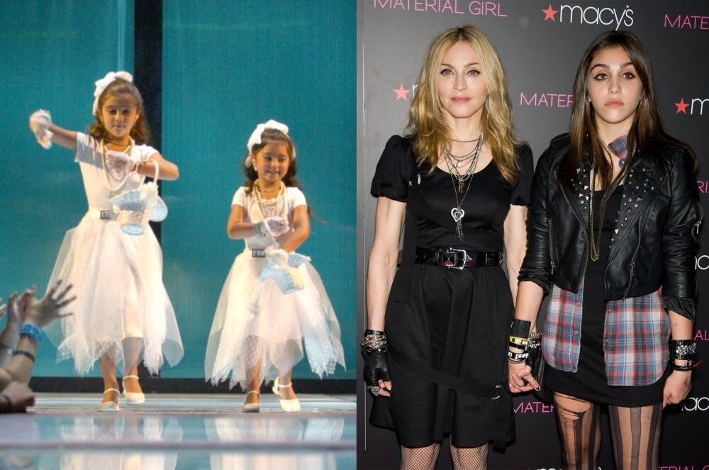 Lourdes Leon 2003 und 2010