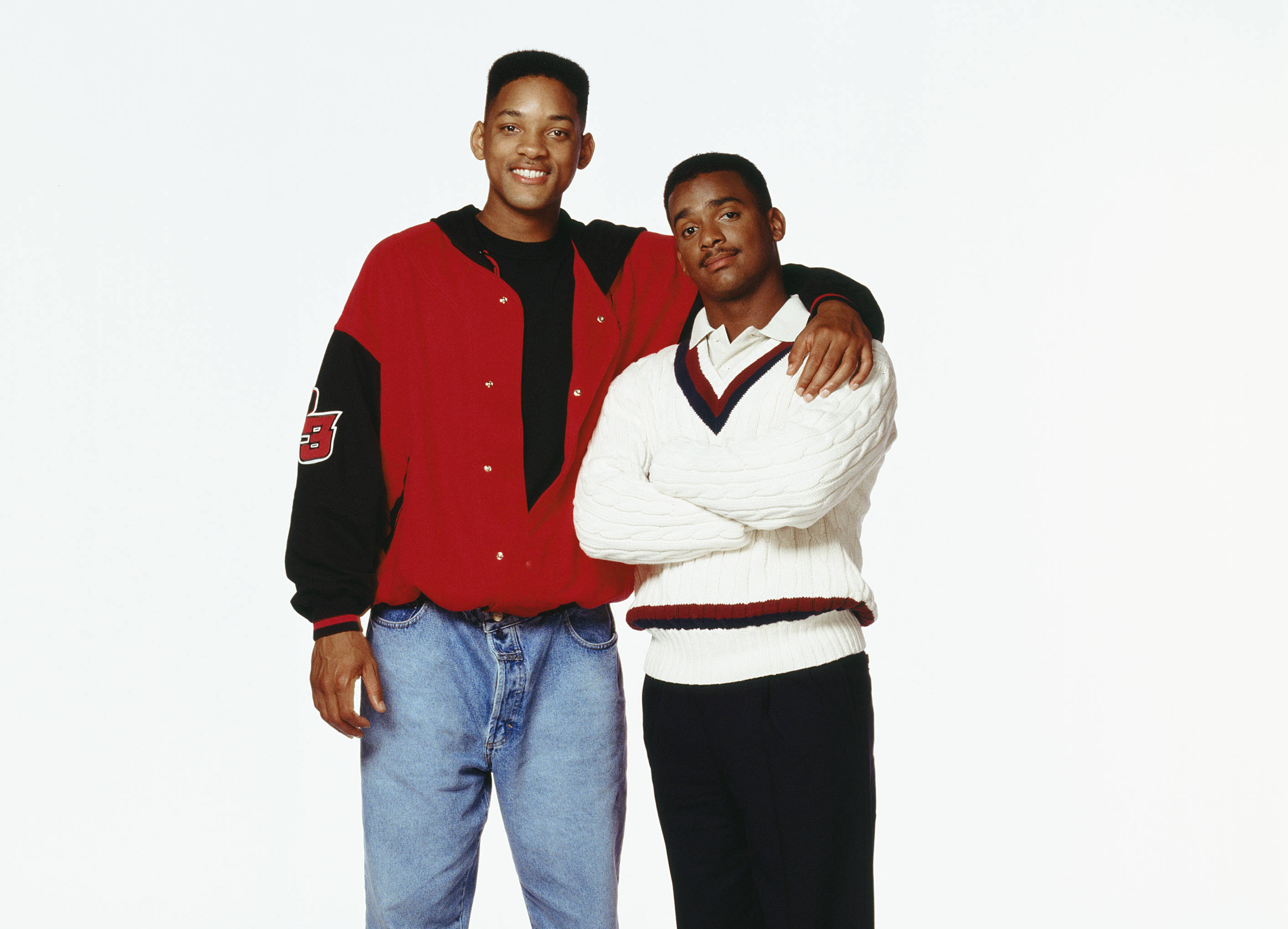 Alfonso Ribeiro und Will Smith