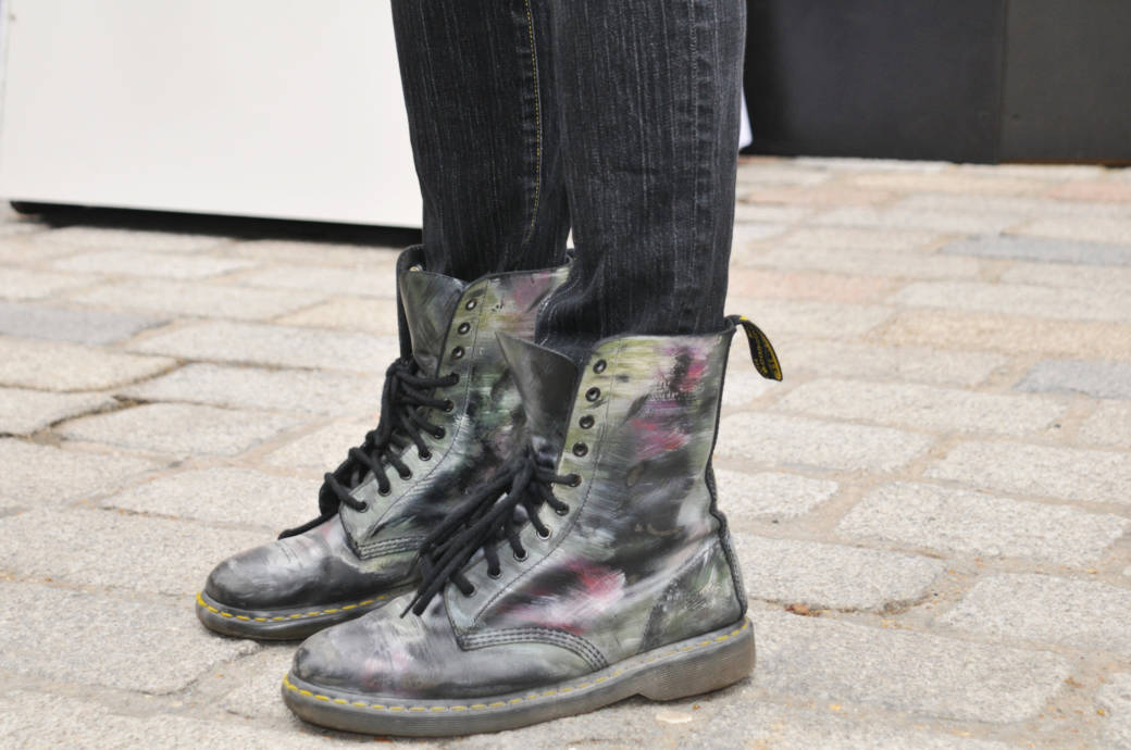 Street Style Doc Martens