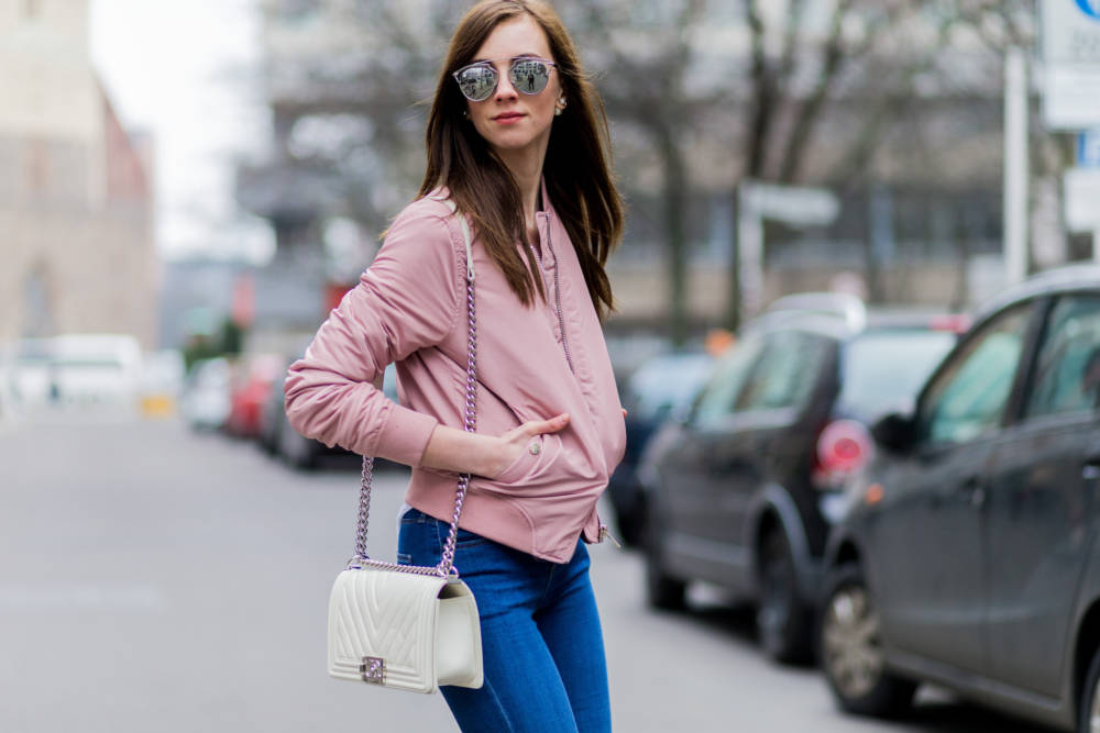 Modebloggerin Barbora Ondrackova