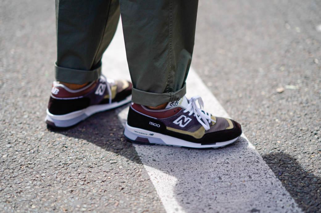Streetstyle New Balance Sneaker 1500