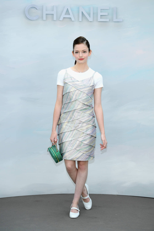 Mackenzie Foy bei Chanel Haute Couture