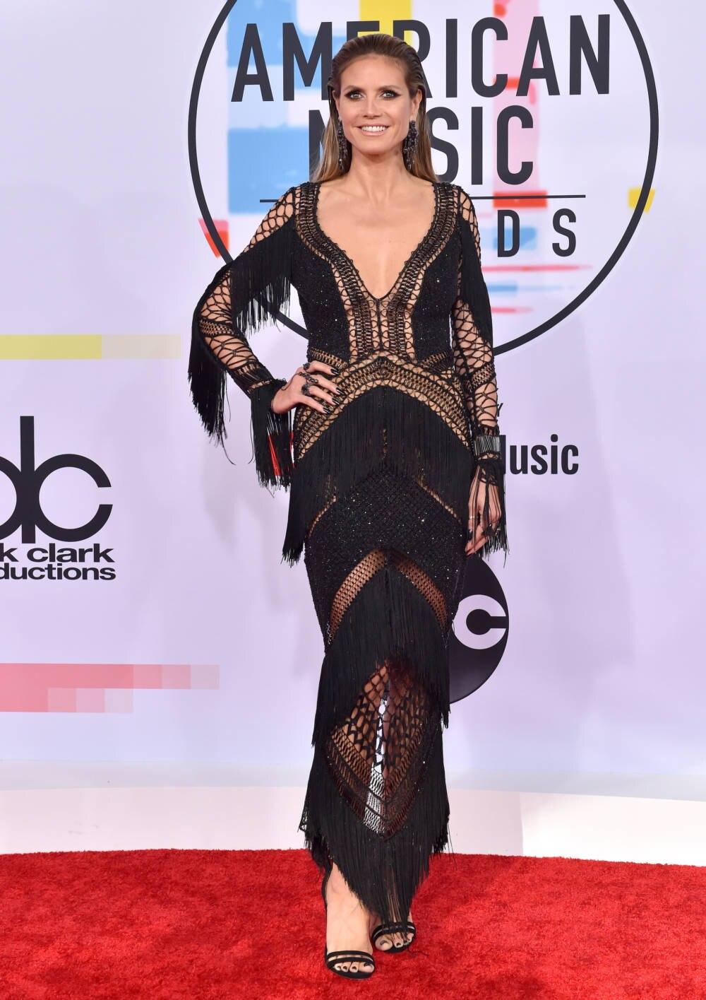 Heidi Klum bei den American Music Awards