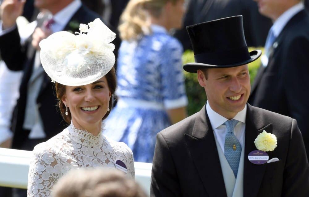 Kate und William, britische Thronfolger