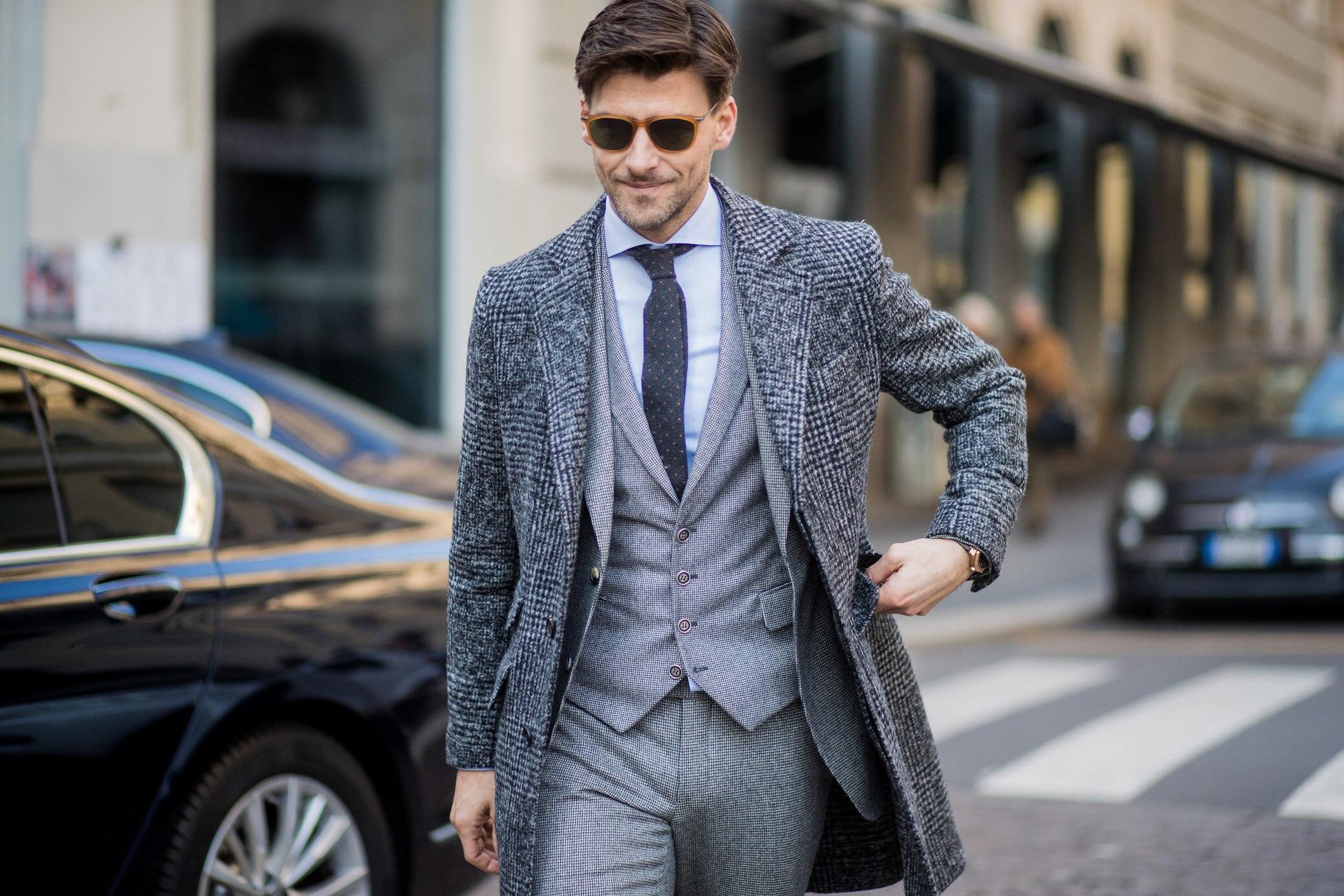 Stylisch statt Altherren-Look: So trägt man Westen jetzt