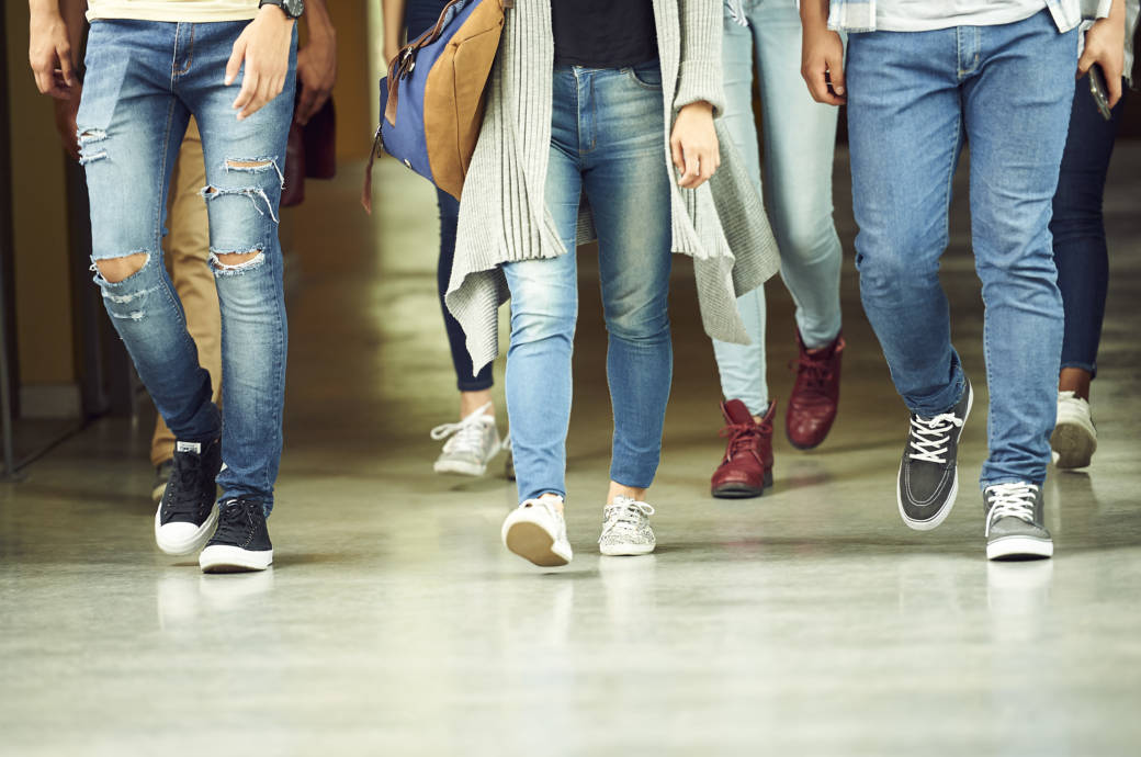 Was tun gegen Schuhe die quietschen  QampA
