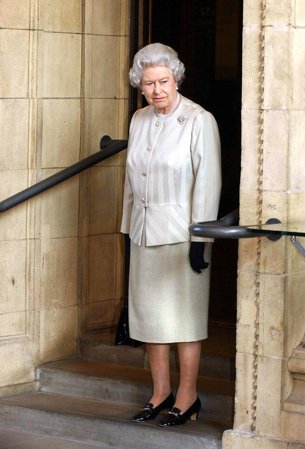 Die Queen in der Royal Albert Hall