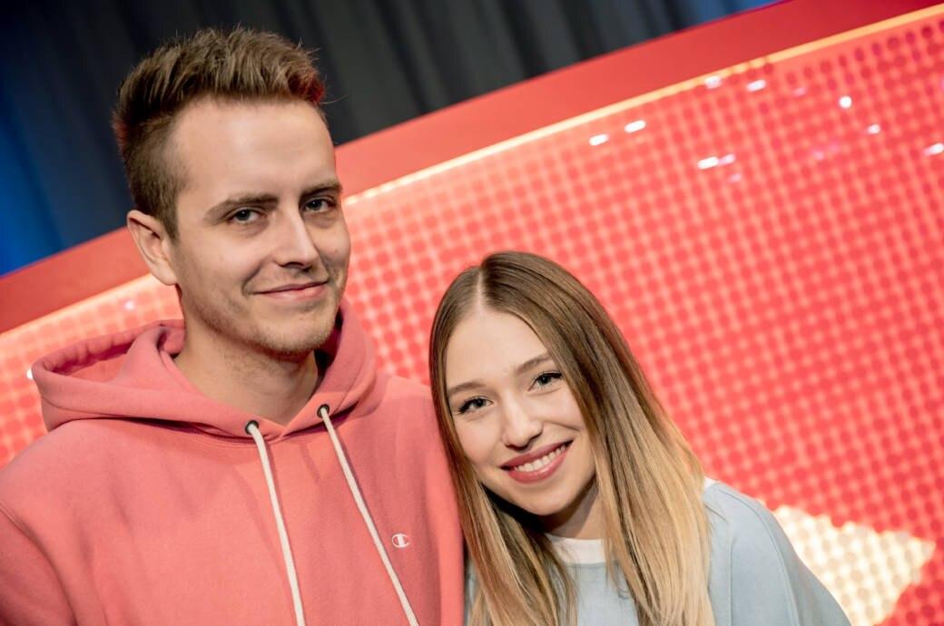 d242b8b59e2 Sind seit Oktober Eltern  Julian Claßen und seine Bianca