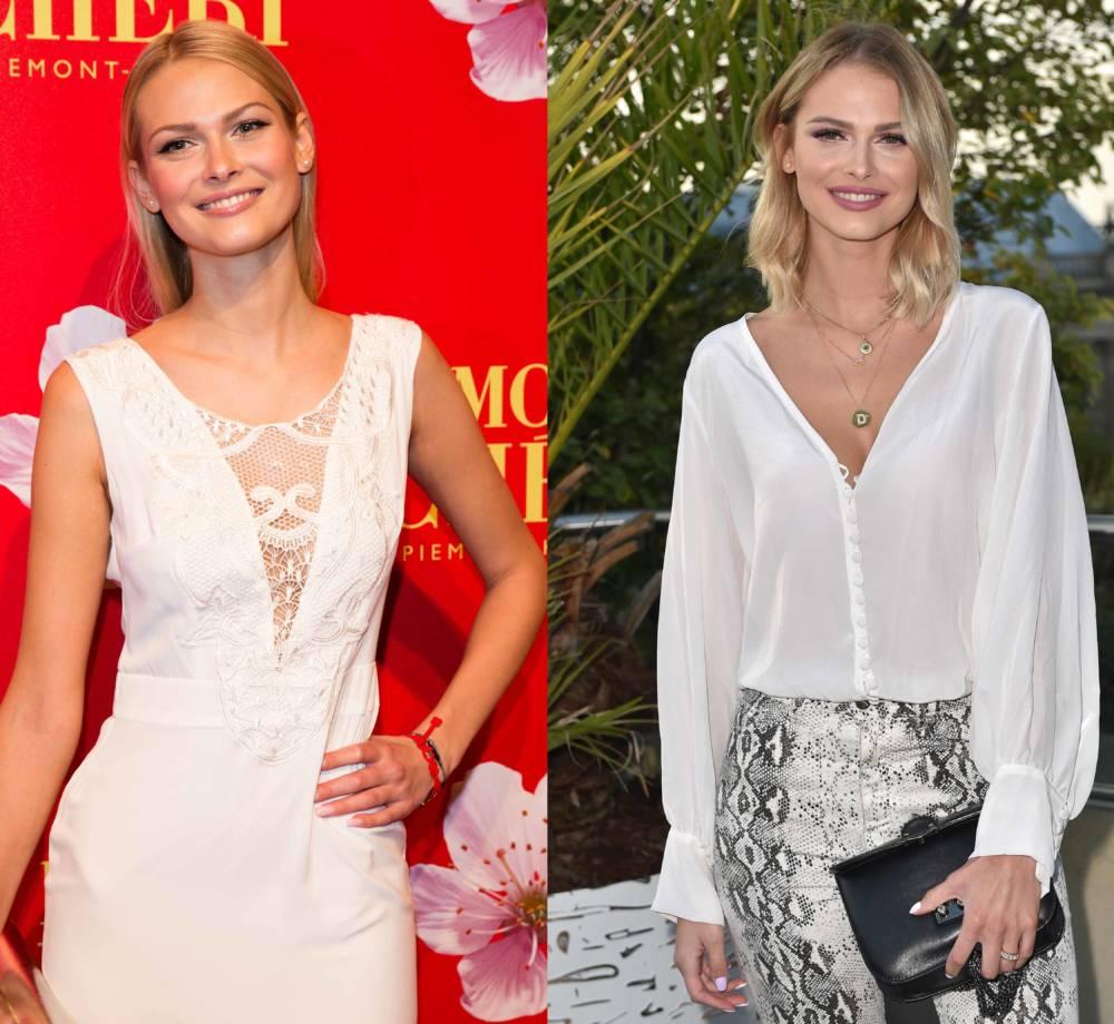 Darya Strelnikova 2015 und 2018