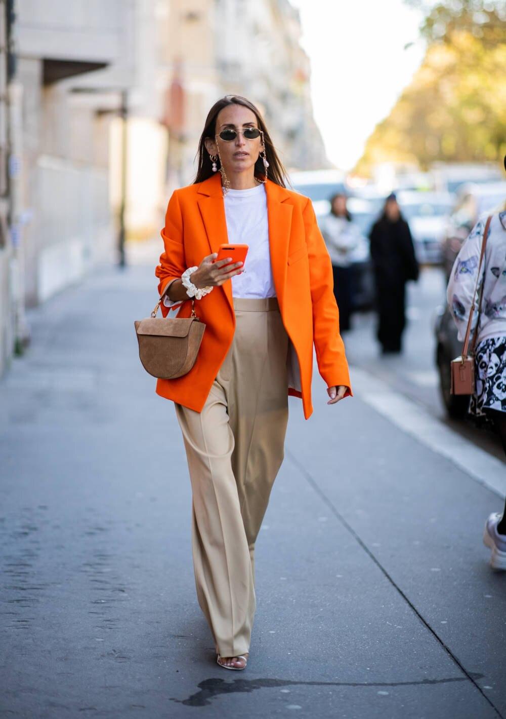 53fb10a688e874 Trend: Wie man Orange richtig trägt und kombiniert | STYLEBOOK