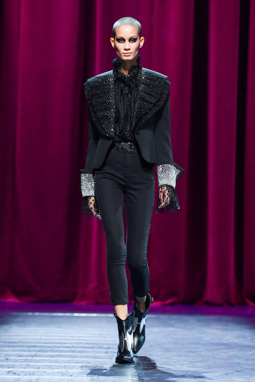 edemption : Runway - Paris Fashion Week Womenswear Spring/Summer 2019