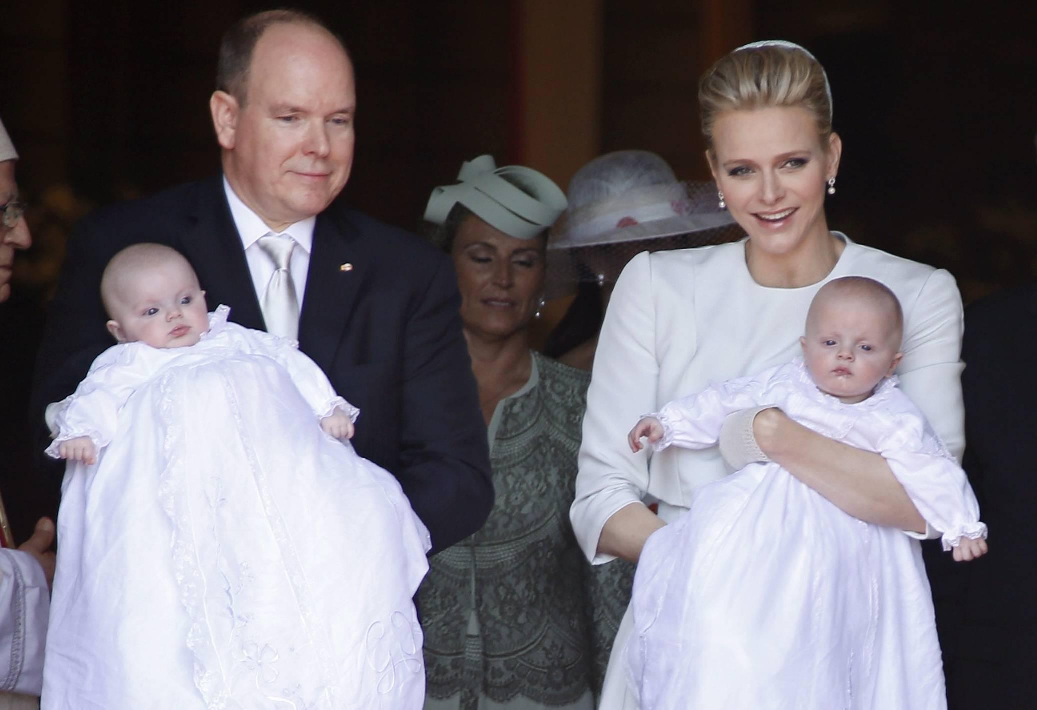 Charlene Von Monaco So Gross Sind Ihre Kinder Heute Stylebook