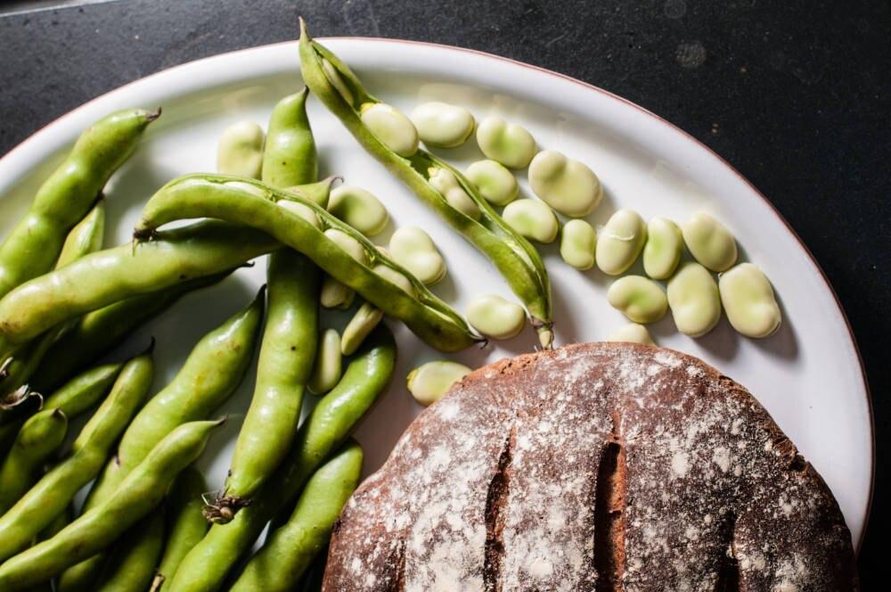 Rheinische Ackerbohne Hält Brot Länger Frisch Stylebook