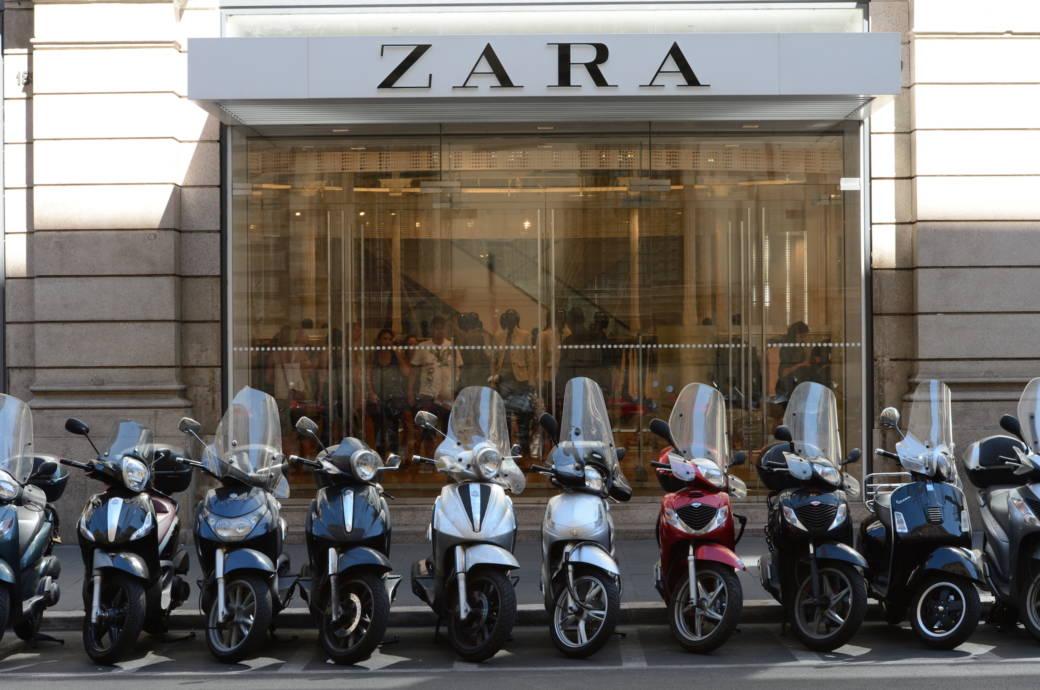 Zara-Store Italien