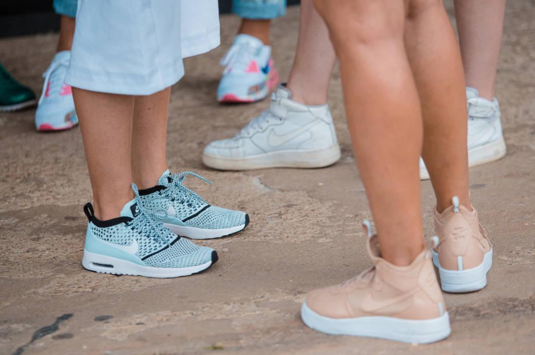 Street Style Nike Sneaker