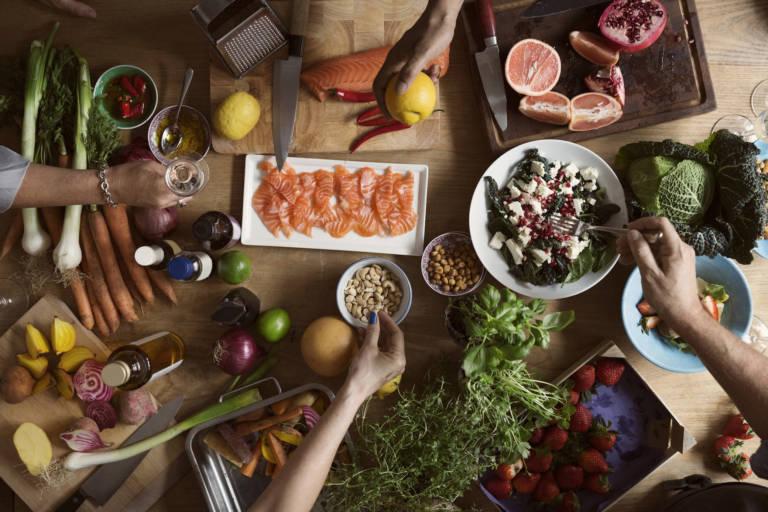 Von Beeren bis Piroggen – Finnlands wilde Küche
