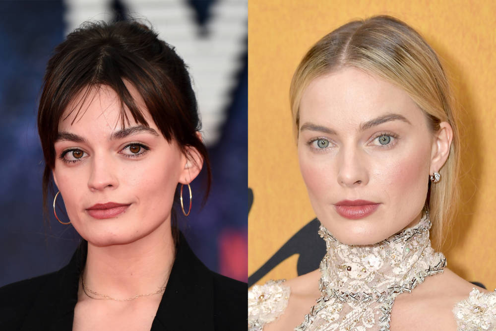 Emma Mackey, Margot Robbie 2018