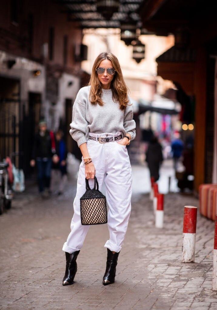 Street Style - Marrakech - November 25, 2018