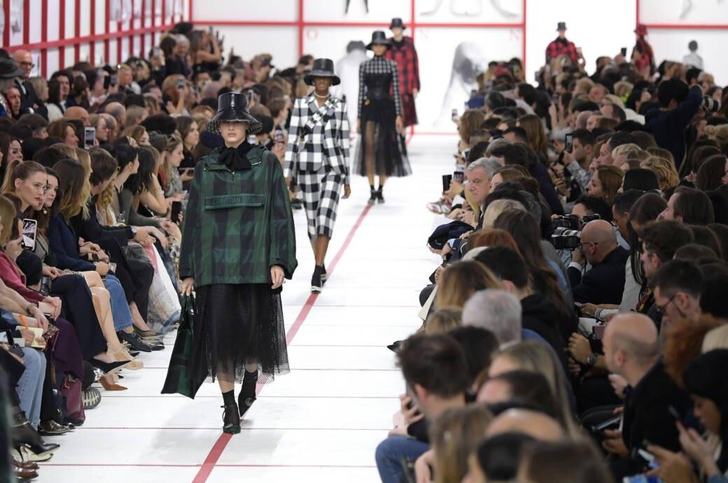 Dior Runway Show Fall/Winter 2019/2020