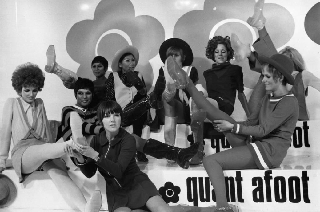 70fe196198da Mary Quant, die Mutter des Minirocks, wird 85 | STYLEBOOK