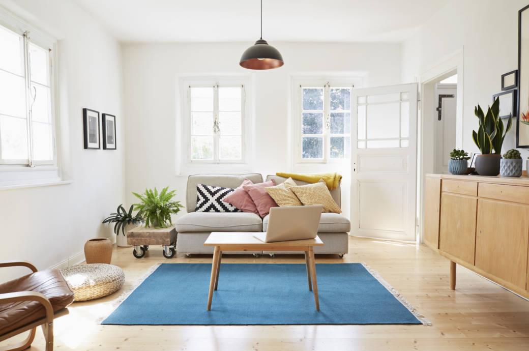 Stylisches Wohnzimmer