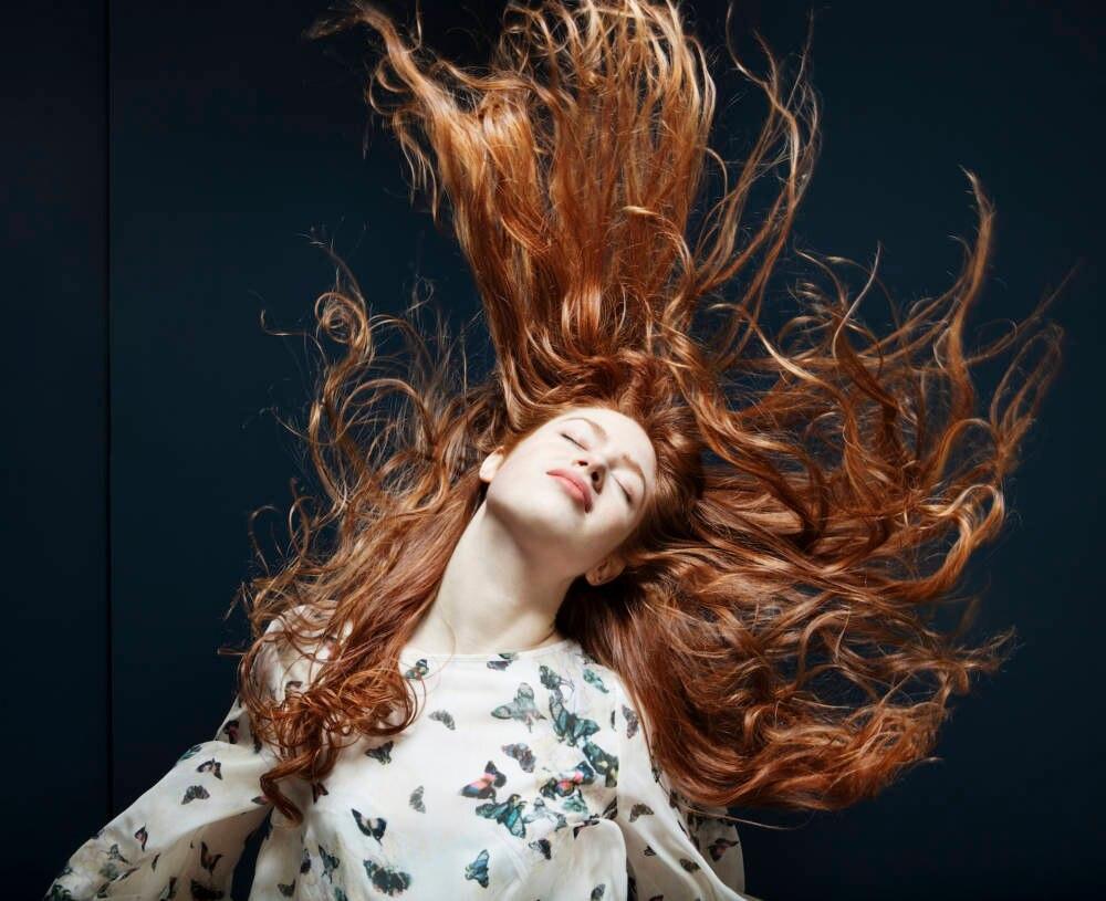 Lange Haare Trotz Friseurbesuch Stylebook
