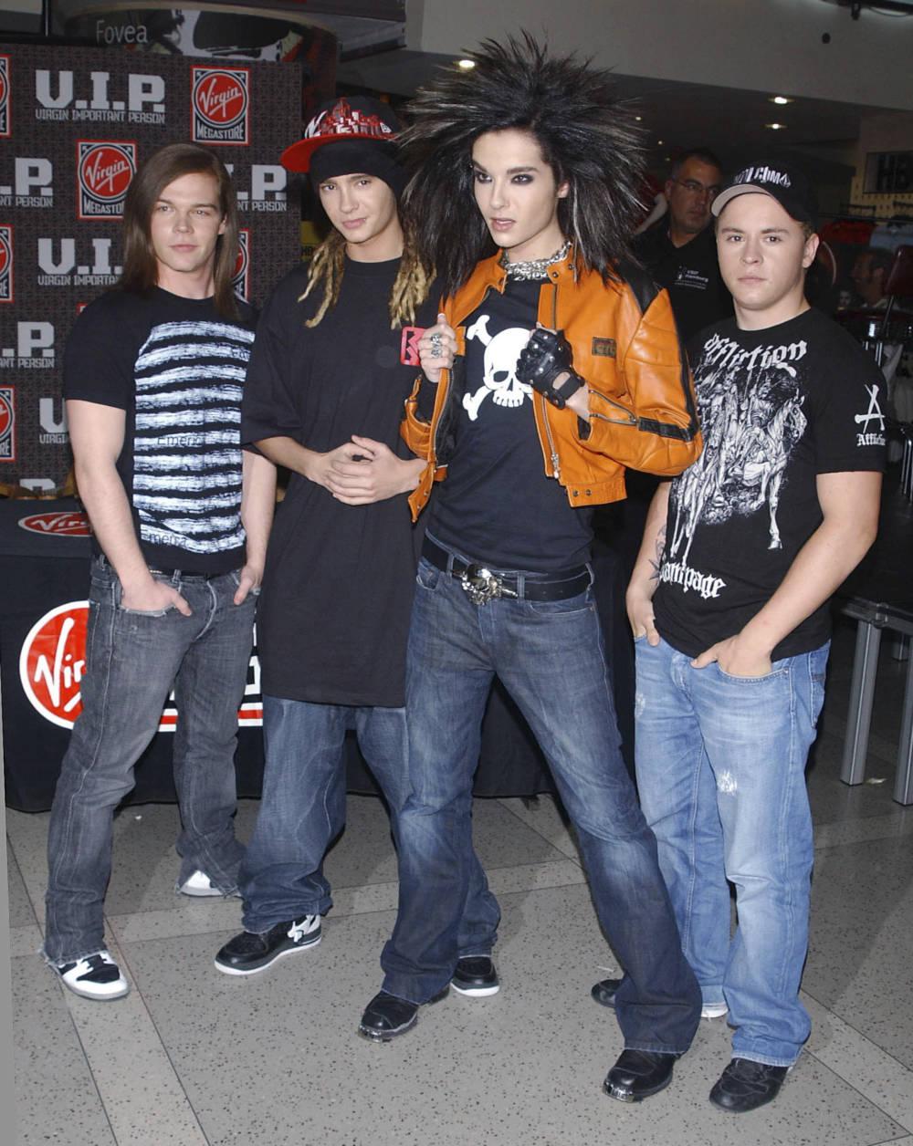 Tokio Hotel 2008