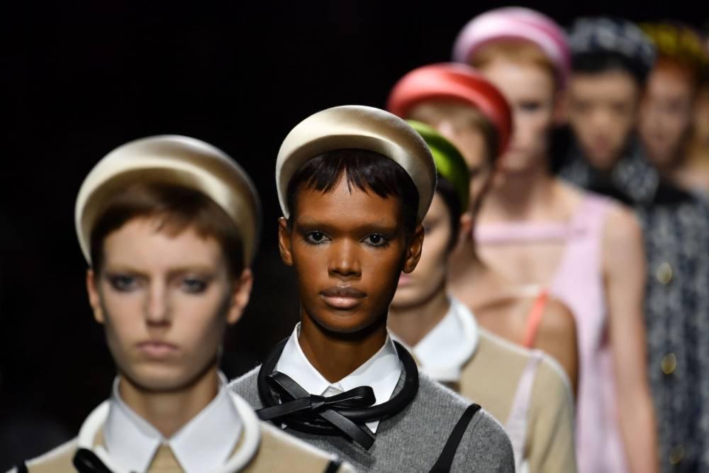 Prada Show Fashion Week