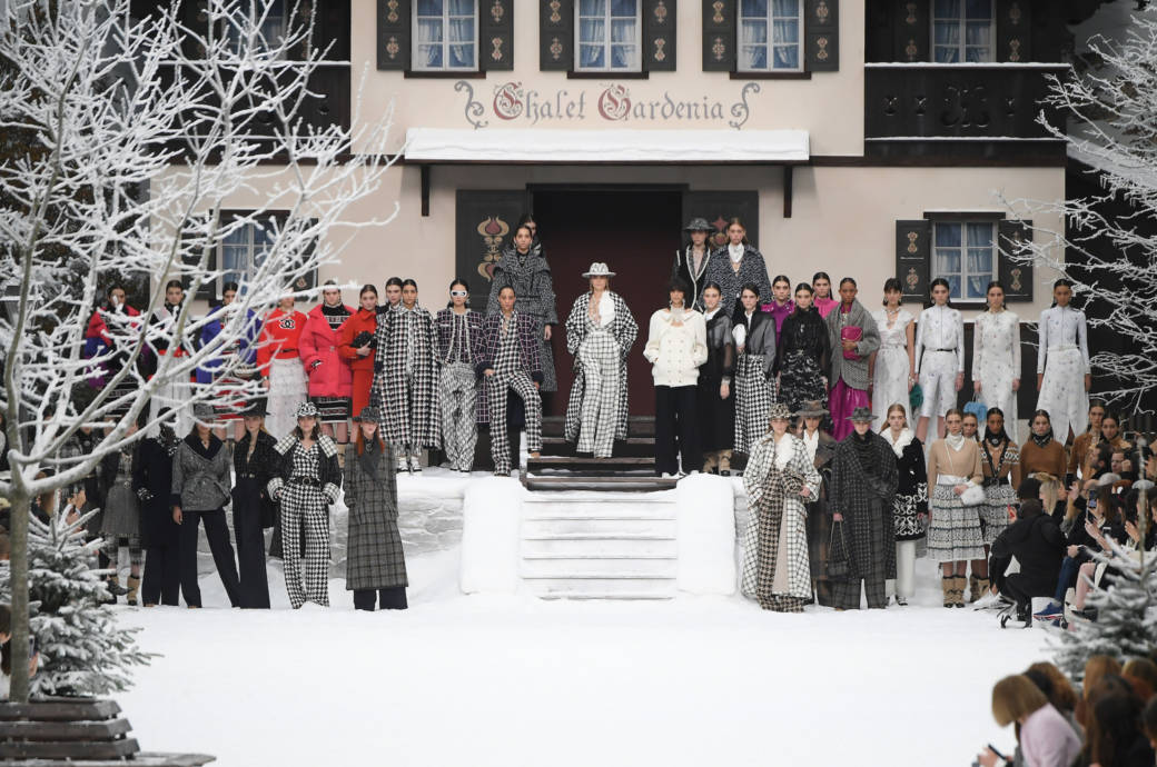 Chanel Paris Fashion Week Fall/Winter 2019/2020