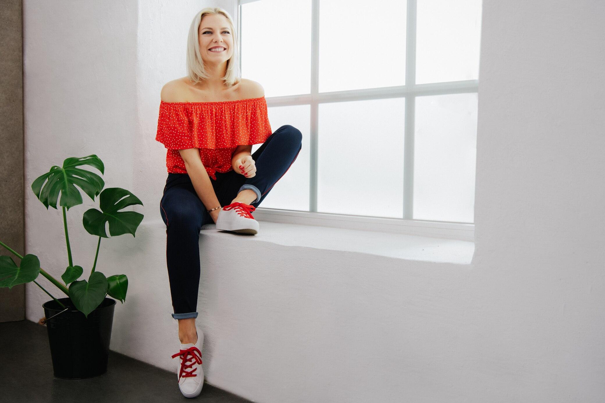 Valentina Pahde im Interview: »Ich versuche, originalgetreu zu bleiben