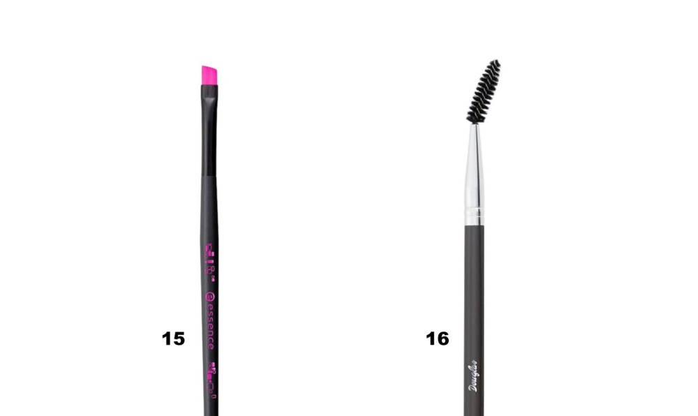 Make-up Pinsel Augen
