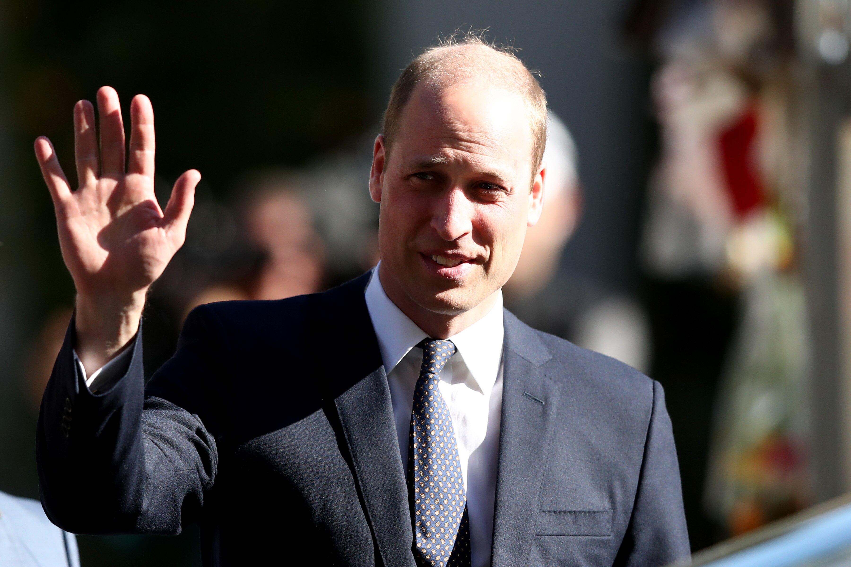Die große Geste hinter Prinz Williams Reise