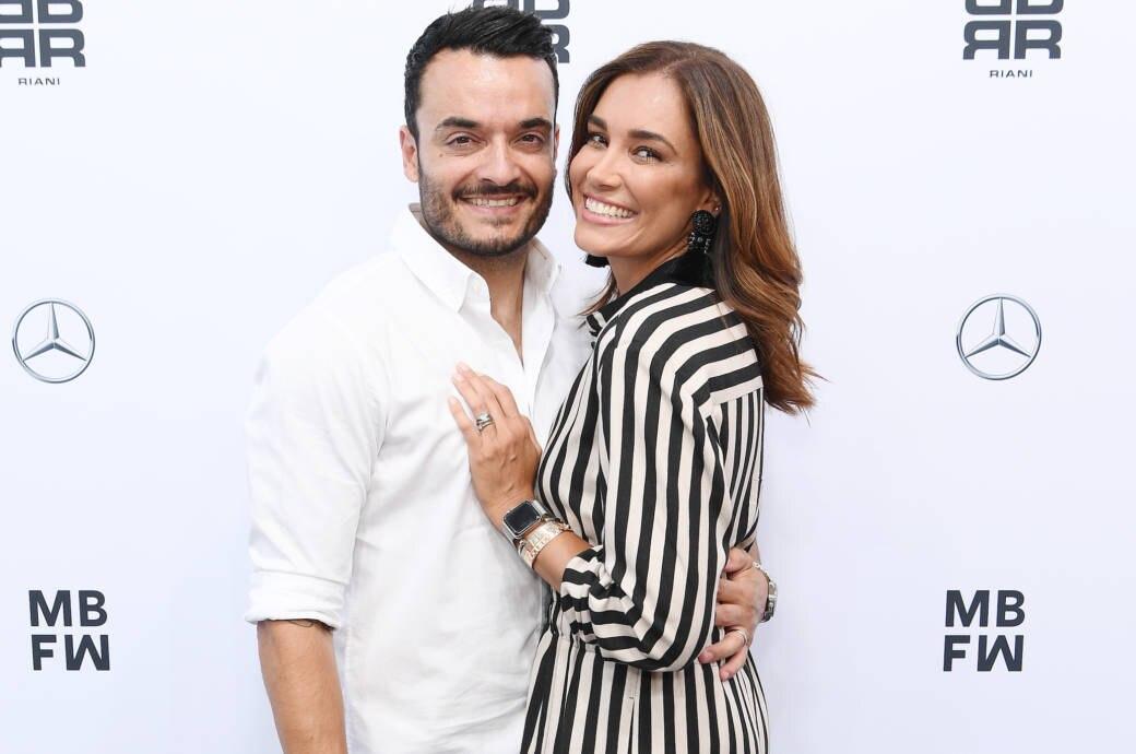 Jana Ina Und Giovanni Zarrella Wir Standen Kurz Vor Trennung