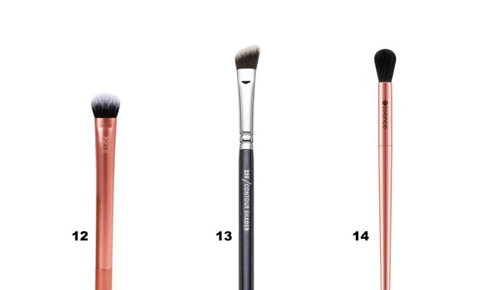 Make-up Pinsel Lidschatten